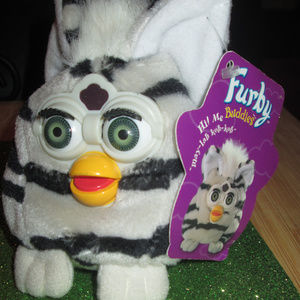 FURBY HUG MORE 1990's ANTIQUE TOY